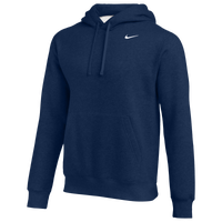 Nike Team Club Fleece Hoodie - Men's - Navy