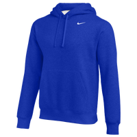 Nike Team Club Fleece Hoodie - Men's - Blue