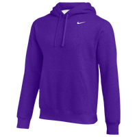 Nike Team Club Fleece Hoodie - Men's - Purple