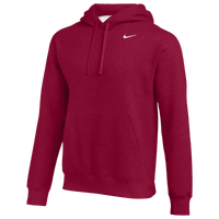 Nike Team Club Fleece Hoodie - Men's - Maroon