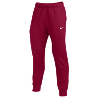 Nike Team Club Fleece Pants - Men's - Red