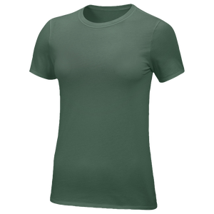 Nike Team Core S/S T-Shirt - Women's - Noble Green
