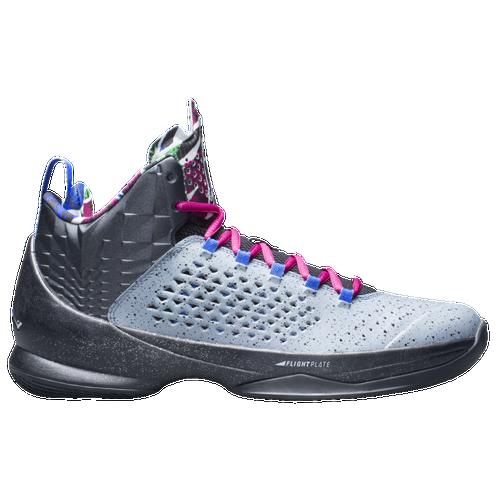 Jordan Melo M11 - Men's - Basketball - Shoes - Blue Graphite/Metallic  Silver/Black/Game Royal