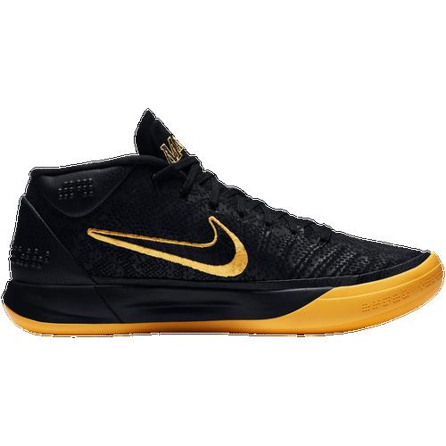 Nike Kobe A.D. - Men's - Kobe Bryant - Black / Gold