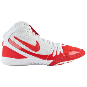 Nike Freek - Men's - White/University Red