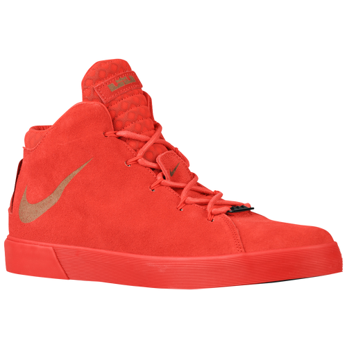 Nike LeBron XII NSW Lifestyle - Men's - Basketball - Shoes - James, LeBron  - Challenge Red/Challenge Red
