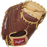 "Rawlings Gamer 33"" Catcher's Mitt - Brown / Tan"