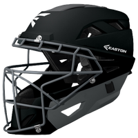 Easton Prowess Fastpitch Grip Catcher's Helmet - Women's - Black / Grey