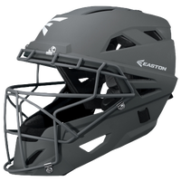 Easton Prowess Fastpitch Grip Catcher's Helmet - Women's - Grey / Grey