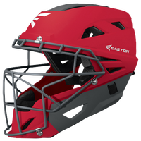 Easton Prowess Fastpitch Grip Catcher's Helmet - Women's - Red / Grey