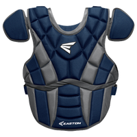 Easton Prowess Fastpitch Grip Chest Protector - Women's - Navy / Grey