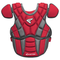 Easton Prowess Fastpitch Grip Chest Protector - Women's - Red / Grey