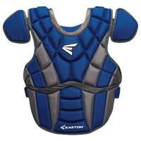 Easton Prowess Fastpitch Grip Chest Protector - Women's - Blue / Grey