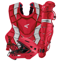 Easton Elite X Catcher's Set - Men's - Red