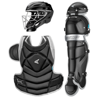 Easton The Fundamental Catcher's Set - Women's - Black