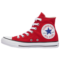 Converse All Star Hi Oversized - Boys' Grade School - Red