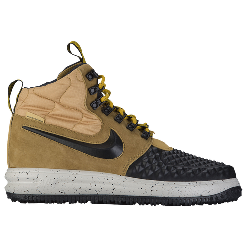3e600701c196 Nike Lunar Force 1 Duckboot - Men s - Casual - Shoes - Metallic  Gold Black Light Bone