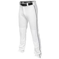 Easton Mako 2 Piped Baseball Pants - Men's - White / Black