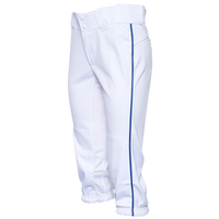 Easton Prowess Piped Softball Pants - Women's - White / Blue