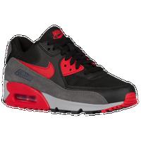 Nike Air Max 90 - Women s - Running - Shoes - Black Wolf Grey White 0933ab54b89c