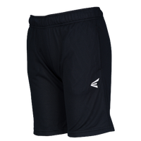 Easton M5 Mesh Shorts - Boys' Grade School - Black / Black