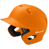 Easton Z5 Grip Senior Batting Helmet - Orange / Orange