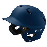 Easton Z5 Grip Senior Batting Helmet - Navy / Navy