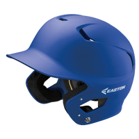 Easton Z5 Grip Senior Batting Helmet - Blue / Blue