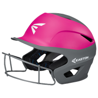 Easton Prowess Two-Tone FP Helmet with Mask - Women's - Grey / Pink