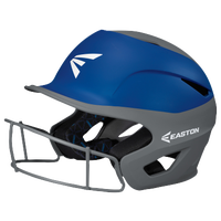 Easton Prowess Two-Tone FP Helmet with Mask - Women's - Grey / Blue