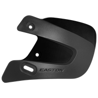 Easton Extended Jaw Guard - All Black / Black