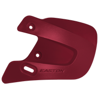 Easton Extended Jaw Guard - Cardinal