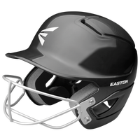 Easton Alpha Fastpitch Batting Helmet With Mask - Girls' Grade School - Black