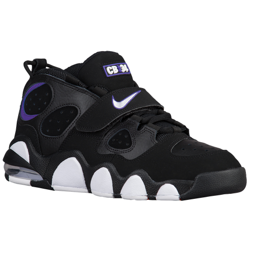 Nike Air CB 34 - Men\u0027s - Basketball - Shoes - Black/Varsity Purple/White