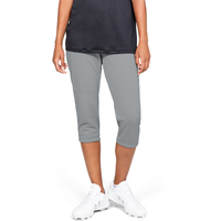 Under Armour Cropped Softball Pants - Women's - Grey