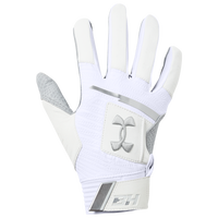 Under Armour Harper Pro 18 Batting Gloves - Men's - White