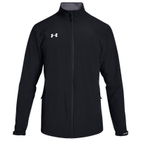 Under Armour Team Hockey Warm-Up Jacket - Men's - Black / Black