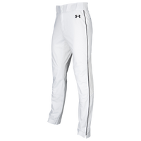 Under Armour Ace Relaxed Piped Pants - Men's - White