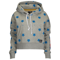 Converse X Hello Kitty Boxy Hoodie - Women's - Grey