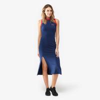 fila outfits for women. fila cuba midi dress - women\u0027s navy / red outfits for women e