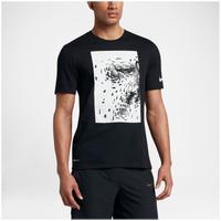 a11c2dc9 Nike KI Dri-FIT Collage T-Shirt - Men's - Kyrie Irving - Black