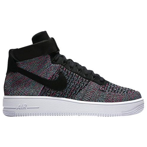 nike air force one flyknit mid