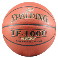 Spalding TF-1000 Legacy Basketball - Men's - Orange / Black