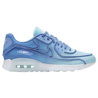 separation shoes 8651c bd25c Nike Air Max 90 Ultra 2.0 Breathe - Women s - Light Blue   White