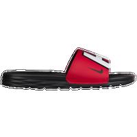 on sale c76cd eb832 Nike Benassi Solarsoft NBA Slide - Men's