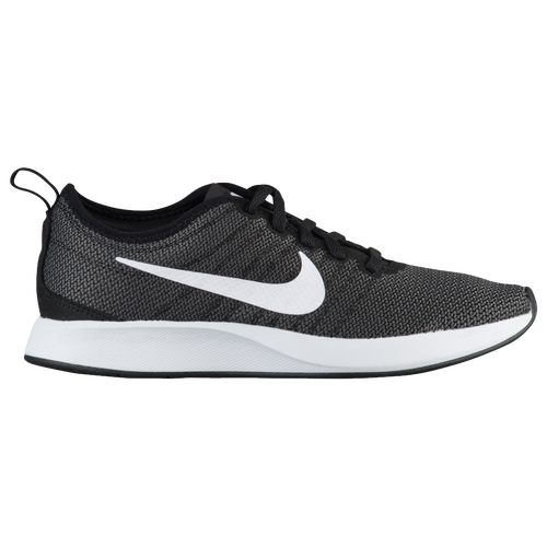 Nike Dualtone Racer - Women s - Casual - Shoes - Black White Dark Grey d2f243bd3