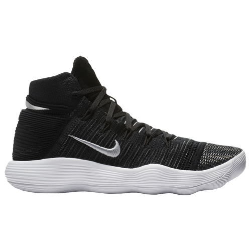 Nike React Hyperdunk 2017 Flyknit - Men\u0027s - Black / White