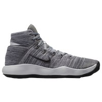 Nike React Hyperdunk 2017 Flyknit - Men\u0027s - Grey / Grey