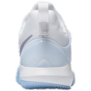 7dae1a87ddee Nike Zoom Shift - Women s - Basketball - Shoes - White Metallic Silver Wolf  Grey