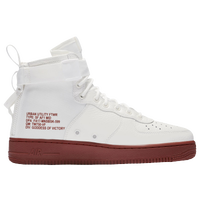 foot locker nike air force 1 white mid
